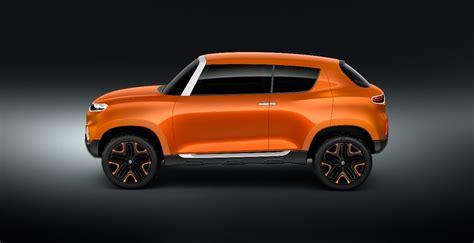 maruti suzuki concept future  unveiled  auto expo