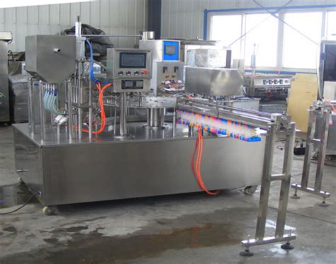stand  pouch filling packaging machine rotary pouch beverage packing machine bag packaging