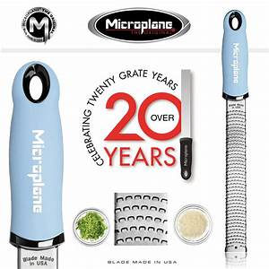 Microplane Premium Classic Serie Zester Reibe Schwarz : microplane premium zester reibe retro blau microplane shop ~ Sanjose-hotels-ca.com Haus und Dekorationen