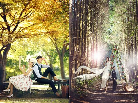 enchanted forest engagement   fairy tale