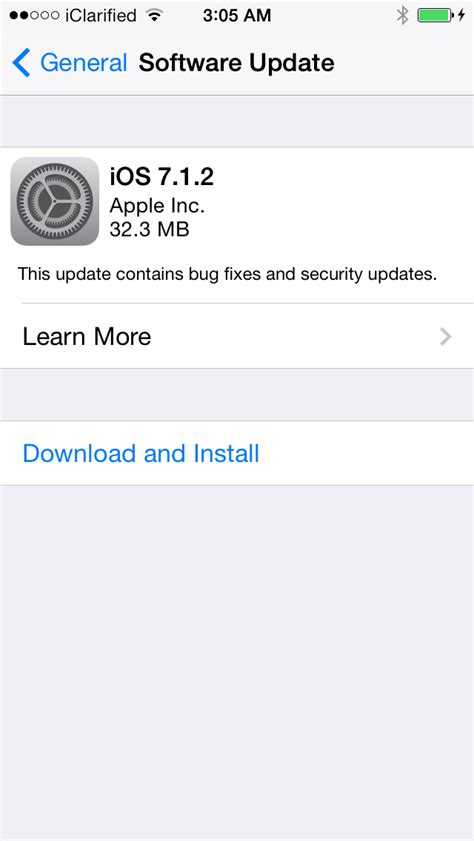 how do you update your iphone how to update your iphone to the version of ios