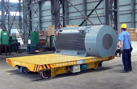 Electric Flat Transfer Cartop Quality Power Supply Flat