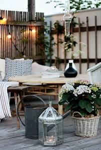 Deko Für Balkon Und Terrasse : sch ner garten und toller balkon gestalten ideen und tipps ~ Sanjose-hotels-ca.com Haus und Dekorationen