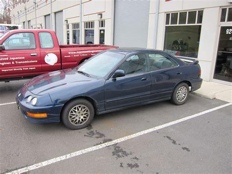 1998 Acura Integra Parts by 1998 Acura Integra Part Out Db8 4 Door Sedan Vadriven
