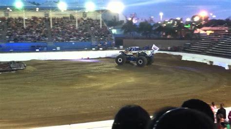 monster truck show california 2014 orange county fair ca monster truck show youtube