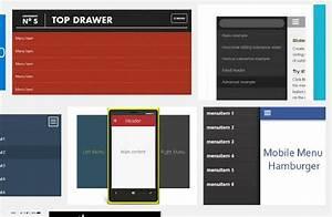 html drop down menu template best samples templates With horizontal menu templates free download