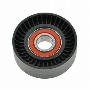 Serpentine Drive Belt Tensioner Pulley For C70 S40 S60 S70