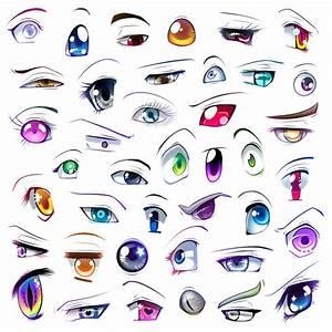 manga eyes - Manga Fan Art (13923000) - Fanpop