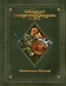 Monstrous Manual  2e