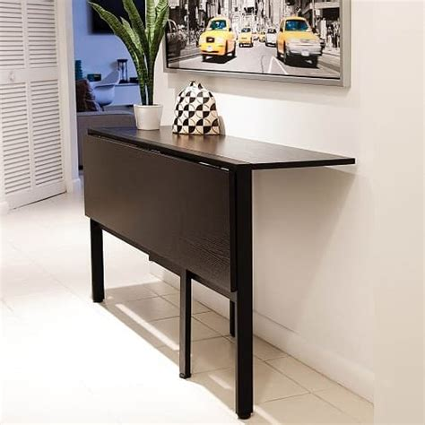 folding dining table  unique space saver  home