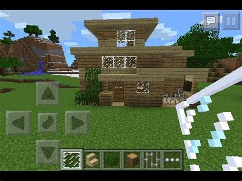 minecraft  survival house pepcxbox youtube
