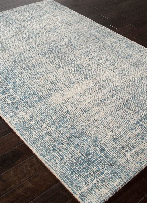 and blue rug jaipur britta brt03 white and blue print rug britta