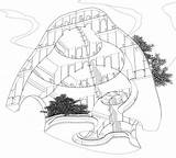 Tree Architectural Drawing Seoul Architecture Courtyard Ship Into Getdrawings Korea South Rusty Cavernous Pavilion Transformed Yap Temp sketch template