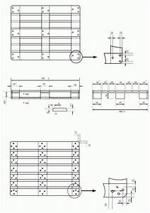 Dimension Palette Europe : palettes en bois tous les fournisseurs palette perdue ~ Dallasstarsshop.com Idées de Décoration