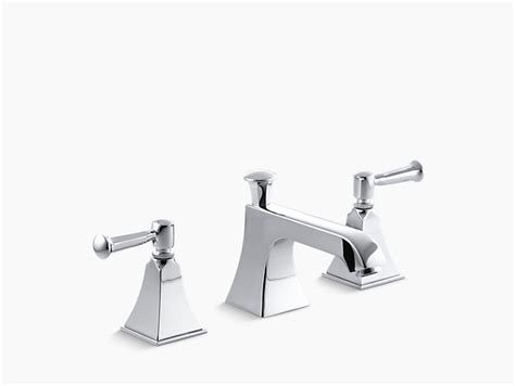 kohler bathroom faucets widespread k 454 4s memoirs stately widespread faucet kohler