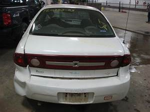2003 Chevy Cavalier Automatic Transmission  19965558   400