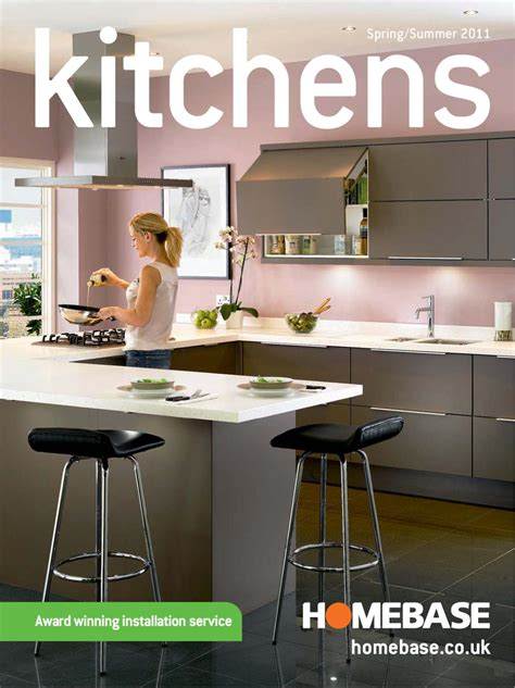 homebase kitchen lights kitchen brochure by homebase letterkenny issuu 1670