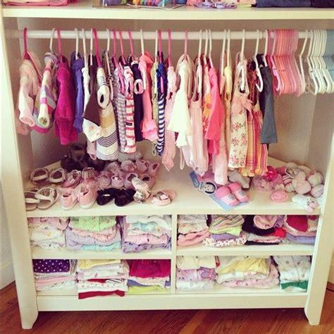 25+ Bästa Baby Clothes Storage Idéerna På Pinterest