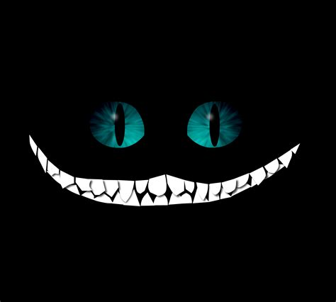Cheshire Cat In Pixelmator  Triplet Sisters