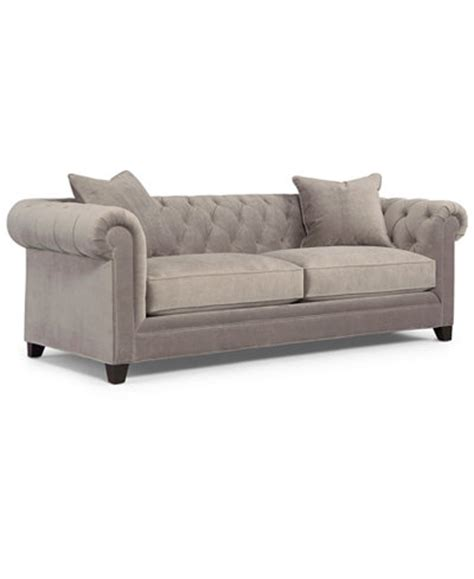 Martha Stewart Saybridge Sofa Colors by Martha Stewart Collection Saybridge Sofa Furniture Macy S