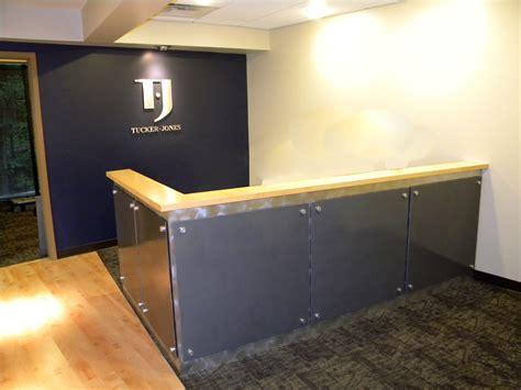 build a reception desk essential contemporary reception desk elements and design