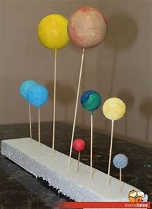 Solar System Crafts for Kindergarten - Pics about space