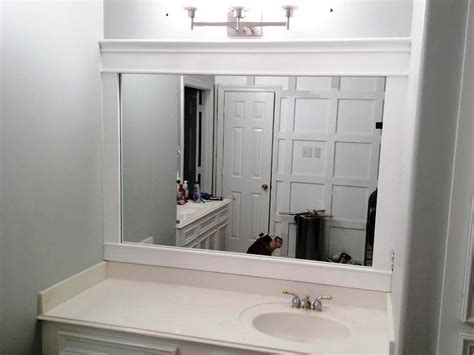 Bathroom Wall Mirrors And Lamps