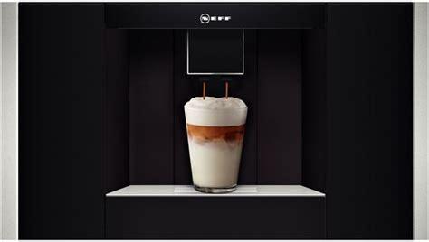 inbouw espresso neff inbouw espressomachines product in beeld