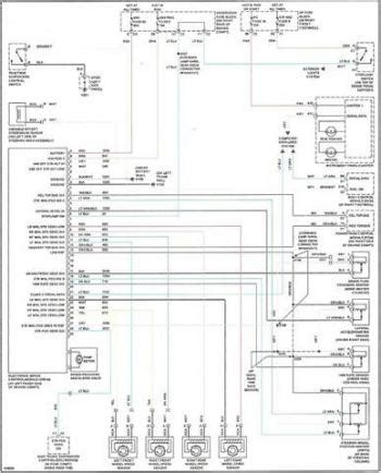 2002 Corvette Wiring Diagram by 2002 Chevrolet Corvette Abs Wiring Diagram Circuit