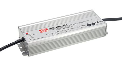 7 Years Warranty on HLG Series LED Driver! | MEAN WELL ...