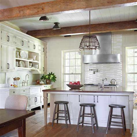 Vintage Farmhouse Images by Vintage Inspired Farmhouse Kitchen