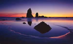 Oregon Coast Cannon Beach