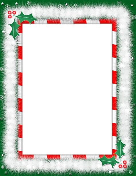 6 christmas templates for word bookletemplate org