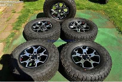 Jeep Wrangler Oem Wheels Jk Rubicon Factory