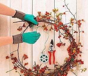 Herbstkränze Selber Machen : herbstkr nze selber machen home inspirations pinterest ~ Markanthonyermac.com Haus und Dekorationen