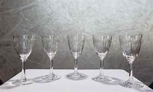 Service De Verres Pas Cher : verres cristal en baccarat service moli re ~ Farleysfitness.com Idées de Décoration