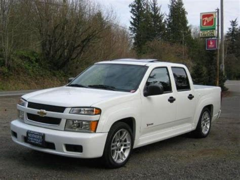 Sell Used 2006 Chevy Colorado Xtreme Crewcab In Troy, New