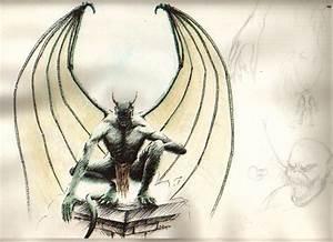 Gargoyle by envisage-d- on DeviantArt