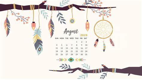 Monthly 2019 Hd Calendar Wallpaper