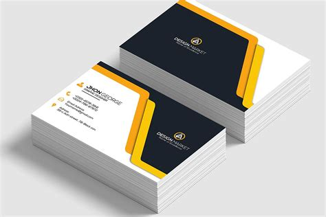 professional business card design  business cards