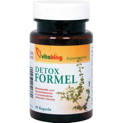 detox formel abnehmen detox formel kapseln 90st abc arznei