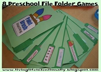 30 best images about file folder on 840   b366883041bb6c2105db032042ef429a free preschool preschool education
