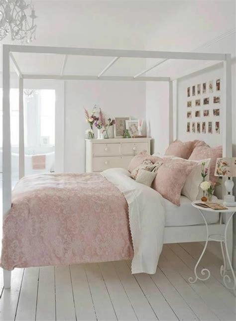 chambre style shabby les meubles shabby chic en 40 images d 39 intérieur