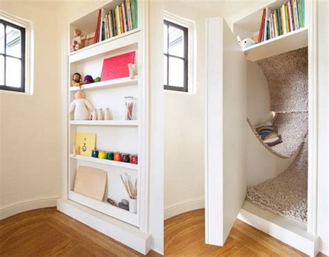 Awesome Ideas To Make Secret Door To A Room