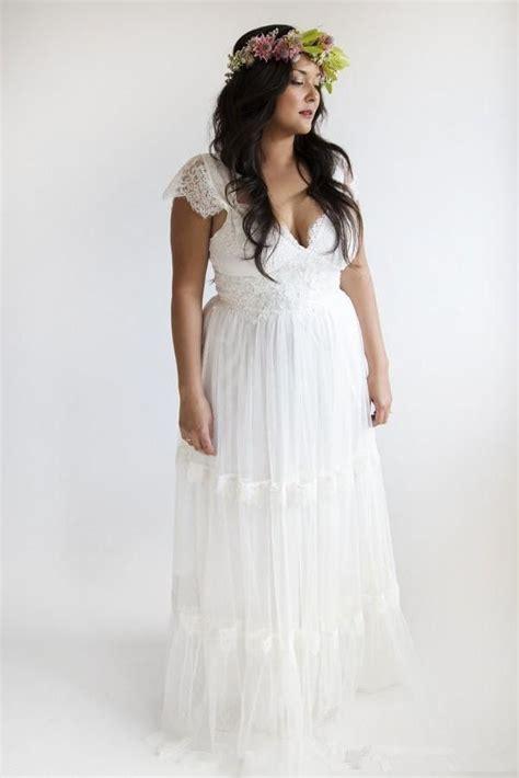 garden wedding dresses  size bohemian wedding dresses
