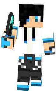 Minecraft Creeper Boy Skin