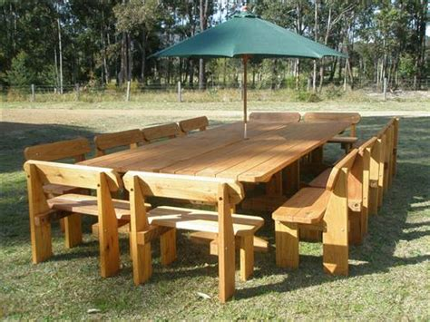large custom  tables outdoor furniture