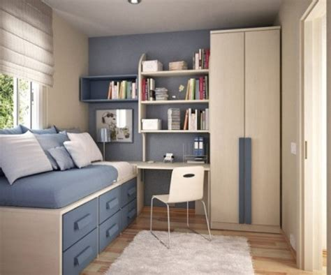 boy bedroom furniture space saving ideas for small bedrooms varnished wooden bed