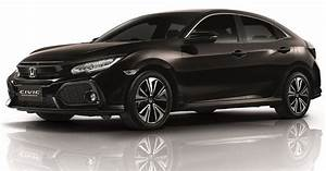 2017 Honda Civic Hatchback Launched In Thailand