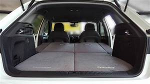 Auto Schlafen Matratze : sleeping in the car audi a3 ~ Jslefanu.com Haus und Dekorationen